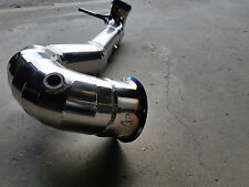 Mercedes A45 AMG Titanium dump pipe