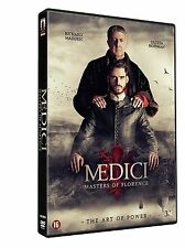 MEDICI : MASTERS OF FLORENCE - SEASON 1   - DVD - PAL  Region 2