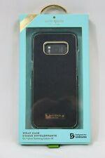 Kate Spade NY Saffiano Wrap Case for Samsung Galaxy S8 - Black Brand New In Box8