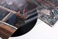 "25 x 12"" Vinyl Record LP Album Covers aka Blake sleeves Crystal Clear Sealed"