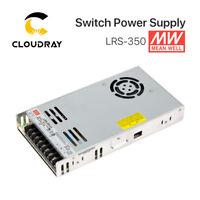 350W Meanwell Switch Power Supply LRS-350 12V 24V 36V 48V Single Output 7.3-29A