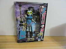 Monster High Doll Scaris City of Frights Frankie Stein NIB