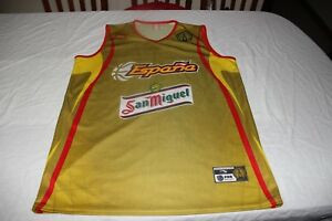 Set Official Basketball Selection Spain Li Ning T/L Patch Champions World