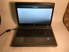 """HP ProBook 4540s 15.6"""" Laptop Intel Core i5-3230M 2.6GHz - READ -RR"""