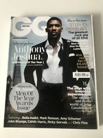 ANTHONY JOSHUA British GQ Magazine - October 2016 - - EXCELLENT CONDITION