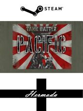 Tank Battle: Pacific Steam Key - for PC or Mac (Same Day Dispatch)