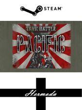 Tank Battle: Pacific Steam Key-für PC oder Mac (Same Day Dispatch)
