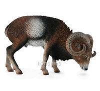 CollectA 88682 European Mouflon Ram Toy Animal Model - NIP