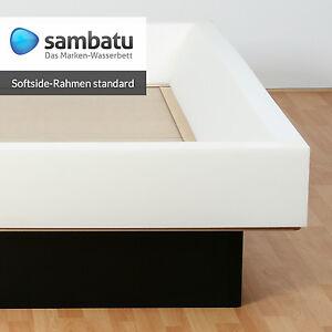 Schaumrahmen Schaumkeil für Softside Wasserbett Standard 4-teilig