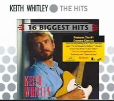 16 Biggest Hits 0828767824727 by Keith Whitley CD