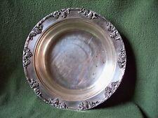 Vintage Asco silver e.p.c. bowl