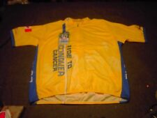 RIDE TO CONQUER CANCER 2012 SUGOI Cyclist Jersey Size 3XL