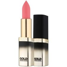 L'Oreal Color Riche Lipstick Pink Gold new sealed gold obsession range