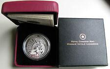2013 Proof $20 Untamed Canada #2-Pronghorn .9999 silver twenty dollars