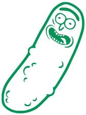 Pickle Rick, Morty funny Car Truck Suv Animal vinyl sticker decal