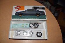 Aoshima S Parts 1/24 Scale Tire & Wheels Set 30 Sauber Euro NEW IN BOX
