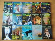 """15 """"Cora"""" Mystery >>Thriller<< - Romane in Einzelheften Paket 03"""