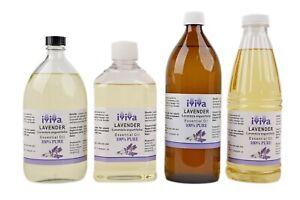Lavender Oil - 100% Pure and Natural - 1 litre / 1L / 1000ml