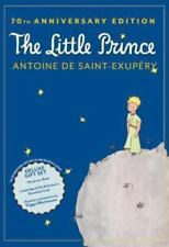 The Little Prince 70th Anniversary Deluxe Gift Set Book/CD/Download NEW SEALED