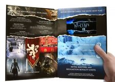RARE Game of Thrones Catch the Throne Mixtape 2 Music Videos 'Video in Print'
