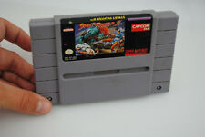 Jeu STREET FIGHTER II 2 pour Super Nintendo version NTSC (US)