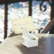 15-280 Adirondack Chair Place Card Holders - Beach Summer Wedding Party Favors