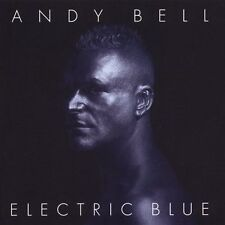 ANDY BELL (FROM ERASURE) CD ELECTRIC BLUE Jake Shears, Claudia Brucken