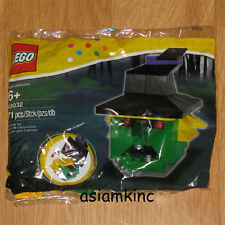 LEGO 40032 Halloween Witch Head Storage Box New