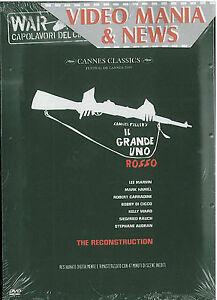 Il grande Uno Rosso (1980) DVD WAR MOVIES CAPOLAVORI DEL CINEMA DI GUERRA