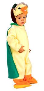 Ming-Ming Duckling Wonder Pets Duck Animal Dress Up Halloween Baby Child Costume