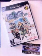 Final Fantasy Crystal Chronicles NINTENDO GC SIGILLATO RARE WII