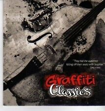 (DA611) Graffiti Classics, 4 track sampler - 2012 DJ CD