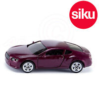 Siku # 1483 Bentley Continental GT V8 Luxery Sports Car - Dicast Metal Model Car