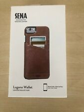 Sena Leather IPhone 6 Plus and 6 S Plus Lugano Wallet Case
