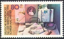 Germany 1982 Stamp Day/Letters/Mail/Writing/Desk/Communications 1v (n23577)