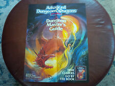 Dungeon Masters Guide poster AD&D 2nd edition RARE