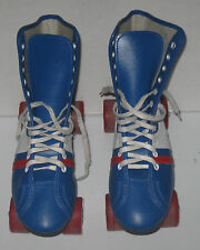 Fireball Outdoor Shoe Skates Size 6 With Urethane Wheels By Roller Derby