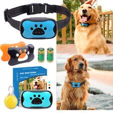 Wasserdicht Antibell Halsband Hundehalsband Erziehungshalsband Ferntrainer Hunde