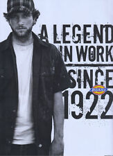 """dickies """"A Legend In Work Since 1922"""" 2006 Magazine Advert #1122"""