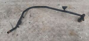 00-05 Chevy Monte Carlo 3.4 v6 Coolant Tube Heater Crossover Pipe Metal Line