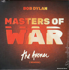 "BOB DYLAN 7"" Masters Of War (The Avenue Rework) RECORD STORE DAY 2018 SEALED RSD"