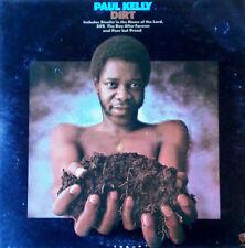 PAUL KELLY - DIRT - WARNER BROTHERS - 1972 LP