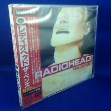 RADIOHEAD: The Bends (RARE JAPANESE 1995 1st pressing CD +2 BONUS TKS TOCP-8489)
