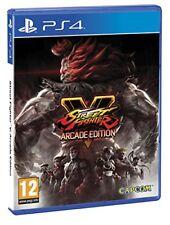 Dnd Egp224078 Capcom Ps4 Street Fighter V Arcade