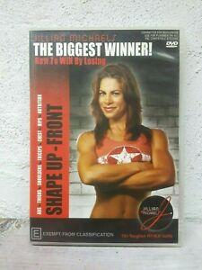 Jillian Michaels - DVD The Biggest Winner: Shape Up - Front - LOWER + UPPER BODY