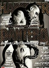 Metal Hammer March Monthly Music, Dance & Theatre Magazines