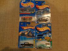 Hot Wheels assorted 4 cars. 69 GTO