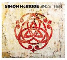 Simon McBride : Since Then CD (2010) ***NEW***