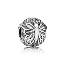 NEW! Authentic Pandora Lacewing Butterfly Clip #791256 RETIRED