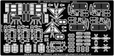 White Ensign Models 1/200 Bismarck Aircraft & Handling Gear (Photo-etched parts)